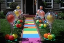 Shower/Party ideas  / by Kristi Martin
