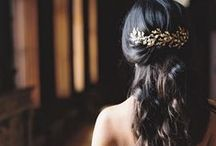 Hair Accessories / by Aisle Perfect - Wedding Blog