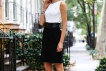 STYLE || WORK WEAR / business casual & professional wear inspiration