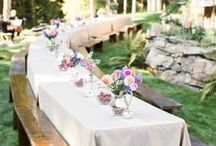 Long Tables / by Aisle Perfect - Wedding Blog
