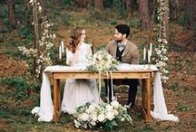 Couple's Table / by Aisle Perfect - Wedding Blog