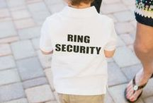 Ring Bearers / by Aisle Perfect - Weddings