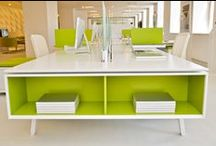 Teknion Desking Systems