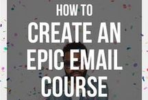Biz: Email Marketing / Learn email marketing and grow your list.