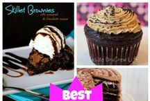 Dessert Recipes / Tasty desserts from my friends all over the internet! My tried and tested recipes are here, too!   I'm Susie - a Social Media Consultant & Virtual Assistant. I create new recipes, quick easy meals, menu plans, crafts, cookbook reviews & a healthier lifestyle! http://www.SusieQTpiesCafe.com