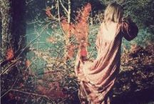 In the woods / by Frankie Murray