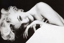 Marilyn Monroe.... / by Tracy Walters