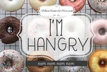 I'm HANGRY! / All the yummy nom noms I see in Pinterestland from talented bloggers, chefs and artisan crafters of food get pinned here.