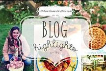 Fresh From My Blog Favorites / I have had my own blog since 2008 around hearth, home and heart. Some posts and pics are better than others. Just humbly sharing my faves...