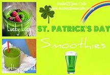 Lucky St. Patricks Day  / Stop over and link up your St. Patrick's Ideas & Recipes or find more ideas http://cafescrapper-scrapsoflife.blogspot.com/2012/03/st-patricks-day-blog-hop-link-up.html / by Susie @SusieQTpiesCafe.com