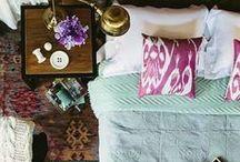 bedroom / by Sharon Bone