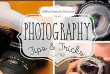 photo tricks / Articles and tips on taking photography-perfect for bloggers!