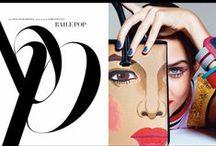 Editorial & Print design / by Diana Gibadulina