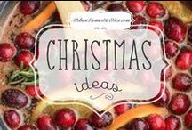 Christmas Ideas / This board is all things #christmas & winter celebrating, my favorite time of the year!