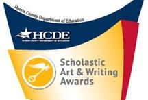 Scholastic Art & Writing / by Harris County Department of Education