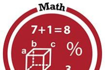 Math - Secondary / by Harris County Department of Education