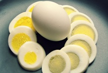 food tips / how to hard-boil the perfect egg, and other great food tips!