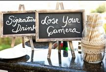 Drink Decor / Add a personal touch with unexpected visual elements to your signature drinks.