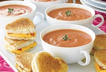 NO SOUP FOR YOU! / yummy soups for a cold day