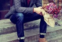 Mens Style / by Mikaela Gregory
