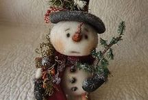 Snowman Love.... / by Tracy Walters