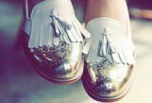 Fancy feet / by Frankie Murray