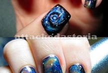 To Die for Nails / getting creative with nails
