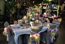 ~*Table Decor *~ / Lovely, pretty, clever and wonderful ideas for arranging gorgeous tables for all kinds of occasions.