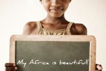 African Heartbeat ~ I ❤ Africa ~ / My love for Africa will never fade.