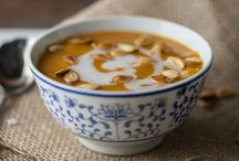 Soups / food / by Sana R.
