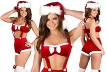 Holiday Costumes  / These costumes are perfect for your Christmas/Holiday Party or to spice up the night for your special Santa.