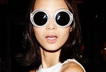 lunettes de soleil. / by Mattie Lippe