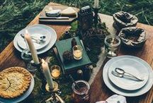 Pleasure excursion / Picnic ideas/eating al fresco