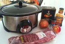 crock pot recipes / crock pot and slow cooker recipes