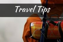 Travel Tips / Can't get enough of traveling? Find great travel tips and packing guides, for European, Asian, South American budget trips. There are also hacks for women solo travelers and for family travel with kids.