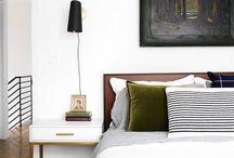 + BEDROOM + / inspired master + guest bedroom spaces + designs.    // www.laurenmmills.com //