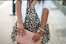 Pretty little fashion things / Everything i adore!