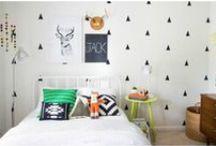 boys room / Rooms + spaces for little men / by Lauren // MERCY iNK