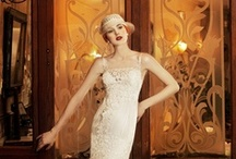 1920´s Wedding inspiration / Inspired by Boardwalk Empire, the great Gatsby, Art Deco and Art Nouveau! Hope you like it