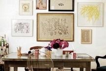 Gallery walls / by Sole W