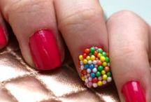 nails, nails, color, nails