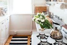 k i t c h e n / white kitchen, bright kitchen, modern traditional kitchen, nordic kitchen, simple kitchen, bright and airy kitchen