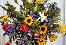 flora and fauna / Flowers and Plant and Flower arrangements  / by Todd Clements