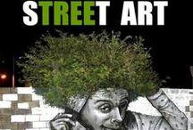 Art/Street Art / by Marianne