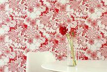 Kleur in je interieur: ROOD / Rood: opwekkend, actief, passievol en soms erg heftig!
