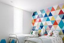 Kleur in je interieur: MULTI-COLOR / Hoe meer kleur, hoe beter?