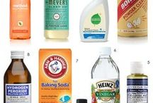 Clean & Green / natural, non-toxic options that are better for you, your family, and the environment!