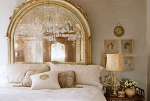 Interiors / Inspiring spaces that lend ideas for color palettes, textures, proportions, and more elements of design.