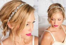 Wedding Beauty / Hair and makeup looks fit for the wedding day.