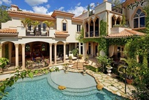 Exteriors / A look at beautiful and creative outdoor spaces and exterior architecture.